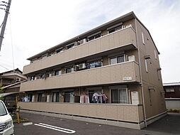 埼玉県三郷市彦江1丁目の賃貸アパートの外観