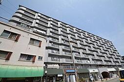 ターミナルマンション朝日プラザ堺[11階]の外観