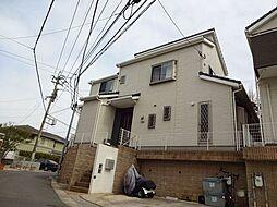 [一戸建] 福岡県福岡市城南区友丘4丁目 の賃貸【/】の外観