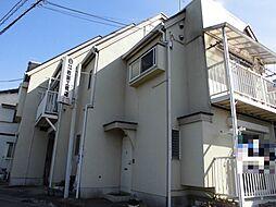 埼玉県狭山市狭山台1丁目の賃貸アパートの外観