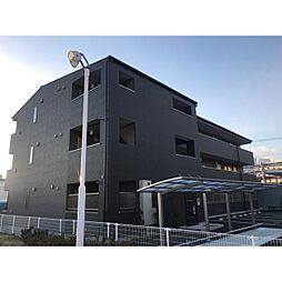 兵庫県伊丹市昆陽8丁目の賃貸マンションの外観