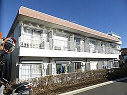 アパートメント・クリサンセマム[2階]の外観