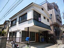 東京都江戸川区松島4丁目の賃貸アパートの外観