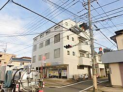 神奈川県横浜市瀬谷区橋戸3丁目の賃貸マンションの外観