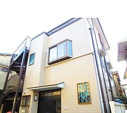 鞠子マンション[3階]の外観