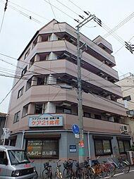 プレアール梅香[3階]の外観