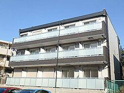 埼玉県さいたま市北区植竹町1丁目の賃貸マンションの外観