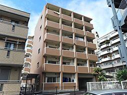神奈川県厚木市妻田東1丁目の賃貸マンションの外観