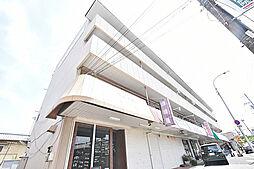 大阪府堺市中区小阪の賃貸マンションの外観