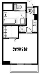 ミュージション登戸[5階]の間取り