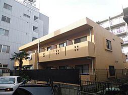東京都世田谷区瀬田3丁目の賃貸マンションの外観
