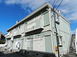パナハイツ増田[202号室]の外観