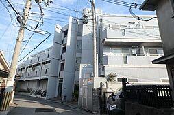 大阪府豊中市庄内西町5丁目の賃貸マンションの外観