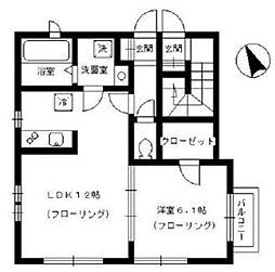 東急東横線 白楽駅 徒歩10分の賃貸アパート