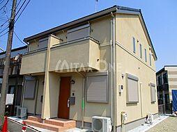 [テラスハウス] 東京都稲城市東長沼 の賃貸【/】の外観