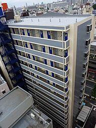 ドミール北新宿[8階]の外観