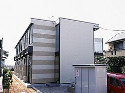 レオパレスMARTHA[1階]の外観