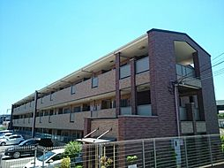 インヴィテ・ボヌールII番館[3階]の外観