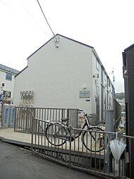 神奈川県横浜市南区別所3丁目の賃貸アパートの外観