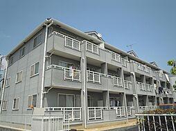 ガーデンハイツ赤羽[1階]の外観