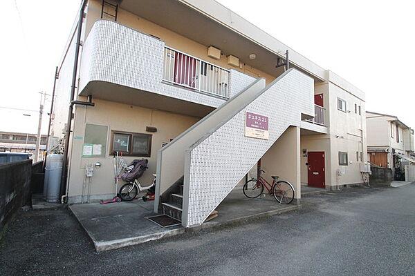 ジュネス 21 2階の賃貸【東京都 / 昭島市】