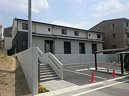 愛知県日進市米野木台1丁目の賃貸アパートの外観