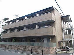 大阪府大阪市東淀川区豊里4丁目の賃貸アパートの外観