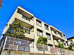 東京都八王子市南大沢1丁目の賃貸マンションの外観