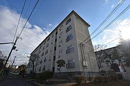 大阪府富田林市寺池台4丁目の賃貸マンションの外観