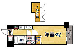 No81 AMARIGE[5階]の間取り