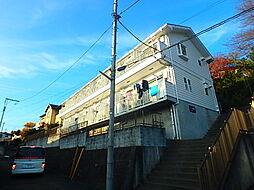△アメニティ南陽台[207号室]の外観