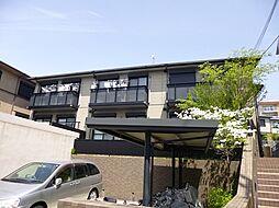 大阪府池田市建石町の賃貸アパートの外観
