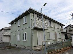 千葉県千葉市中央区仁戸名町の賃貸アパートの外観