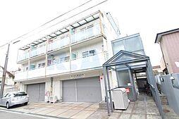 大阪府大阪市住吉区万代東1の賃貸マンションの外観