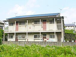 御井アパート[201号室]の外観