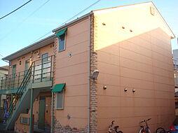 南八幡ガーデンタウン[102号室]の外観