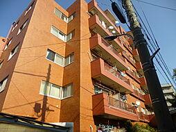 ライオンズマンション赤羽[1階]の外観
