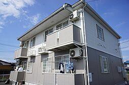 栃木県下都賀郡壬生町本丸1の賃貸アパートの外観