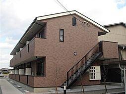 レーベン中畝 III A[1階]の外観