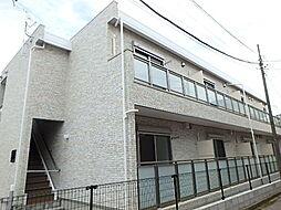 埼玉県さいたま市北区東大成町1丁目の賃貸アパートの外観