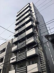 プレミアムキューブ横浜DEUX[3階]の外観
