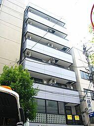 MANSION萬VI[3階]の外観