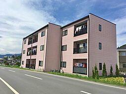 長野県東御市本海野の賃貸アパートの外観