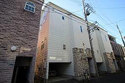 神奈川県川崎市多摩区菅3丁目の賃貸アパートの外観
