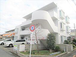 神奈川県相模原市南区相南2丁目の賃貸マンションの外観