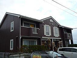 新潟県新潟市南区大通黄金6丁目の賃貸アパートの外観