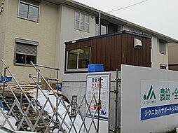 神奈川県横浜市都筑区荏田南2丁目の賃貸アパートの外観