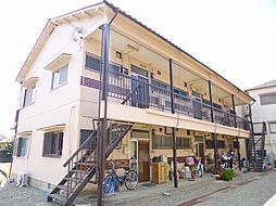 高木ハイツ[2階]の外観