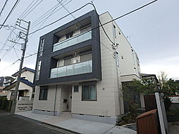 新横浜スタジアムサイド[2階]の外観