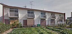 大阪府松原市新堂3丁目の賃貸アパートの外観